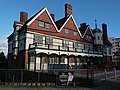 London-Docklands, Royal Albert Dock, Gallions Hotel 03.jpg