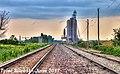 Looking West on the CN Rail Line (35690469151).jpg