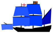 Lord Admiral of England flagship (1545-1547)