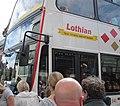 Lothian Buses bus 841 Volvo B9TL Wrightbus Eclipse Gemini SK57 DDK Harlequin livery.jpg