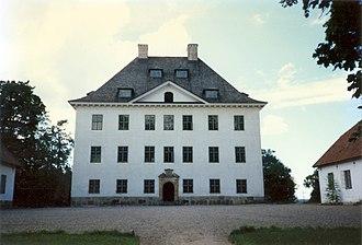 Southwest Finland - Image: Louhisaari Manor 1989