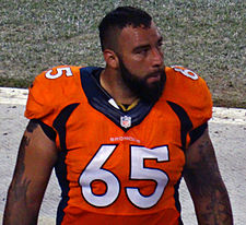 Louis Vasquez (American football - Denver Broncos).JPG