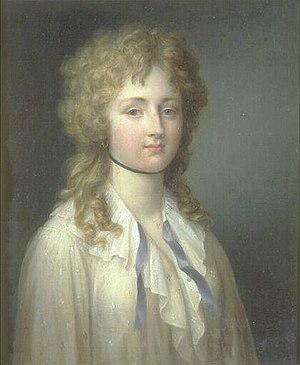 Louise Adélaïde de Bourbon (1757–1824) - Image: Louise Adélaïde de Bourbon by Franque