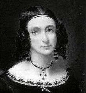 Louise Bertin - Louise Bertin (1805-1877).