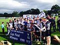 Lovat Shinty Club Champions 2014.JPG