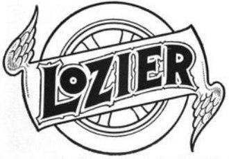 Lozier - Image: Lozier auto 1906 logo