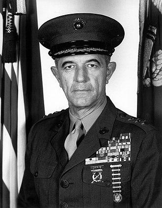 Herman Nickerson Jr. - Lieutenant general Herman Nickerson Jr., USMC