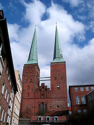 Lübeck Cathedral - Lübeck Cathedral - Lübecker Dom