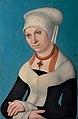 Lucas Cranach d.Ä. (Werkst.) - Bildnis Barbara von Sachsen (priv. Coll.).jpg
