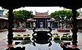 Lugang Lukang Longshan Temple Zweites Tor 4.jpg