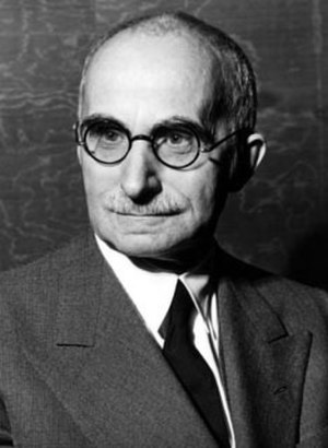 Italian Liberal Party - Luigi Einaudi, President of Italy from 1948 to 1955