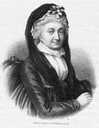 Gräfin Sophie Marie von Voß (Quelle: Wikimedia)