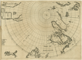 Luke Foxe voyage account (North-West Fox, 1635) - 2 foldout map -1 full view.png