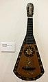 Lute guitar (c.1800) by A. Barry, London, UK - MIM PHX.jpg