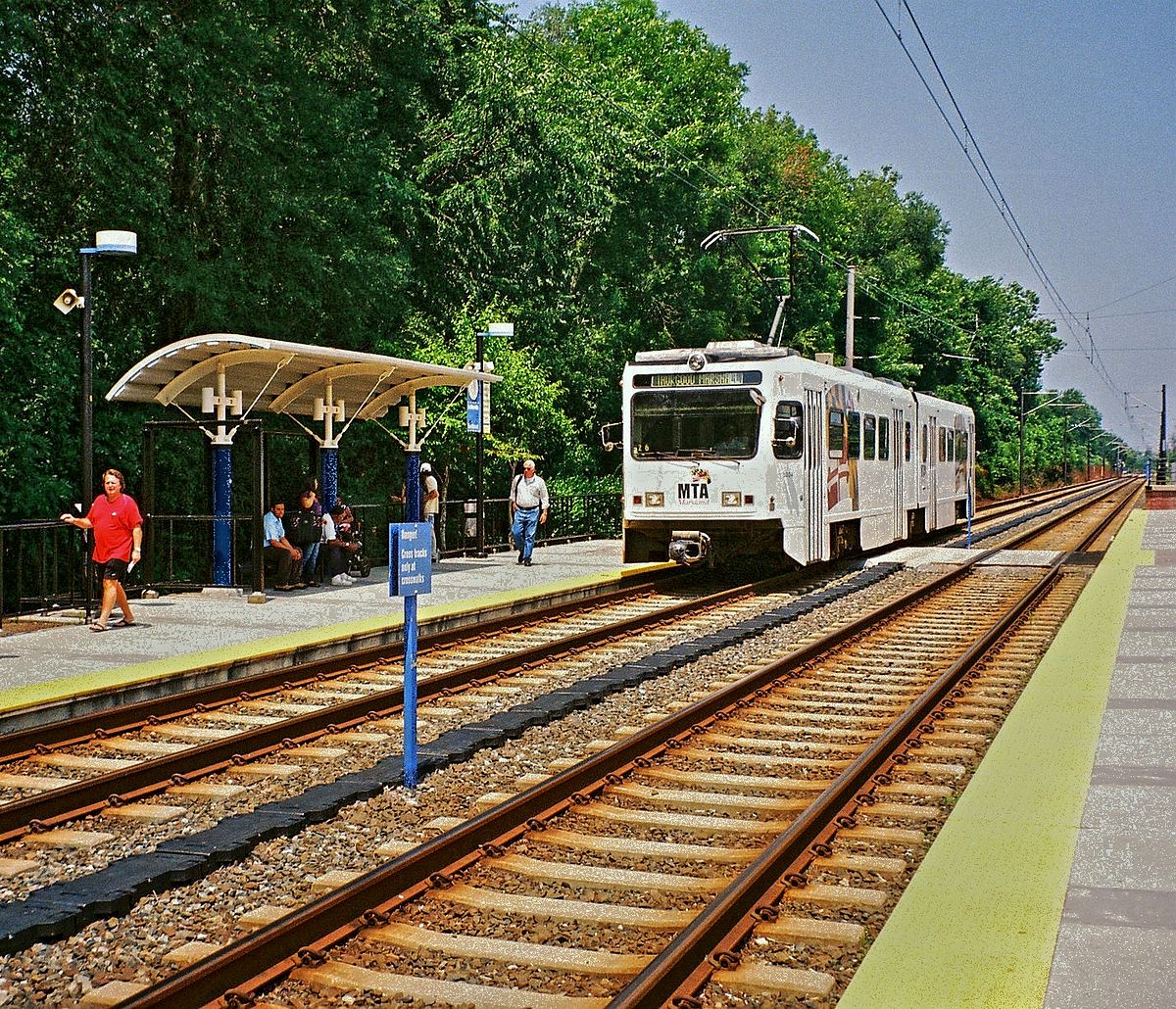 Lutherville station - Wikipedia
