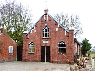 Christian Reformed Churches - Christian Reformed Church in Lutjegast