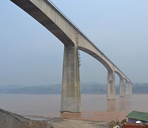 Luzhou Yangtze River Railway Bridge.JPG