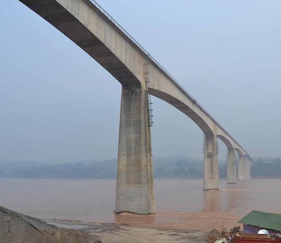 Luzhou Yangtze River Railway Bridge.JPG