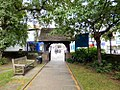 Lychgate, St Mary's, Cheadle.jpg