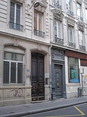Rue de l'Arbre-Sec - Image: Lyon Arbre sec Rhône 3 (4)