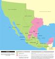 México División Política-República Central.png