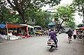 Một phần chợ gần ngã ba phố Nguyễn Công Trứ giao với phố Chi Lăng, thành phố Hải Dương, tỉnh Hải Dương.jpg