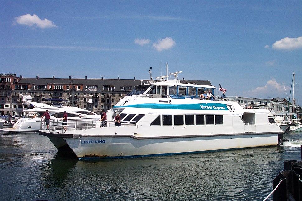 MBTA boat 2