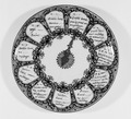 MCC-32663 Predikantenbord met wijzer, met zomerrooster van predikanten te Rotterdam (1).tif