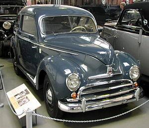 Ford Taunus - 1949 Ford Taunus