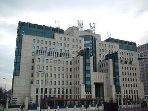 SIS Building - Image: MI6Building Vauxhall