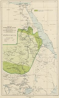 Anglo-Egyptian conquest of Sudan 1896–1899