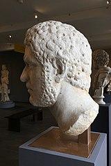 Tête de Caracalla Ra 67