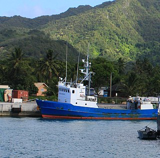 Taio Shipping Shipping company in the Cook Islands