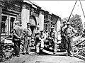 Maastricht, schroothandel in kazemat ravelijn c, 1935.jpg