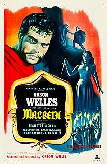 <i>Macbeth</i> (1948 film) 1948 film by Orson Welles