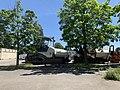 Machines de travaux dans le nouveau cimetière de Villeurbanne (mai 2020).jpg