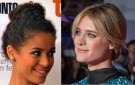 Gugu Mbatha-Raw (left) and Mackenzie Davis (right)