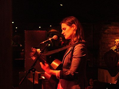 Picture of a band or musician: Madeleine Peyroux