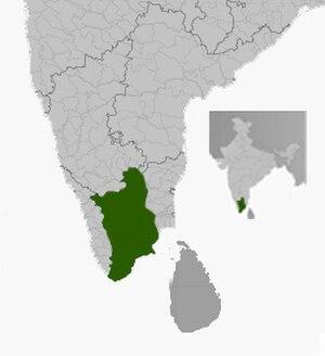 Madurai Nayak dynasty - Image: Madurai Nayak Kingdom