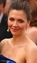 Maggie Gyllenhaal at the 82nd Academy Awards (cropped)