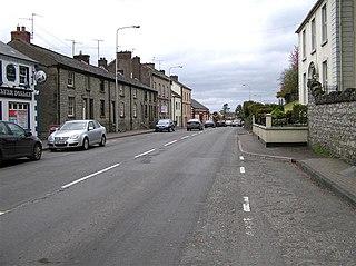 Lisnaskea Human settlement in Northern Ireland