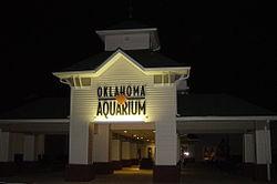 Oklahoma Aquarium - Wikipedia, the free encyclopedia