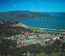 Presidio Trails - Attractions/Entertainment, Parks/Recreation - Presidio, San Francisco, CA, San Francisco, California, US