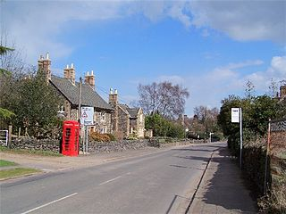 Swithland Human settlement in England