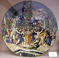 Maiolica di urbino, strage degli innocenti, 1544.jpg