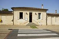 Mairie de Sainte-Radegonde (Gironde).JPG