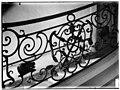 Maison dite aussi hôtel d'Ecquevilly ou du Grand Veneur - Rampe d'escalier en fer - Paris 03 - Médiathèque de l'architecture et du patrimoine - APMH00037939.jpg