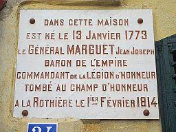 Maison natale du général Marguet