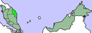 Lokasi Pahang