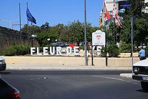 Fleur-de-Lys, Malta - Fleur-de-Lys Playing Field